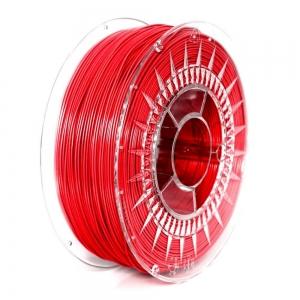 PET G 1.75 мм Червоний Пластик Для 3D Друку Devil Design (Польща)