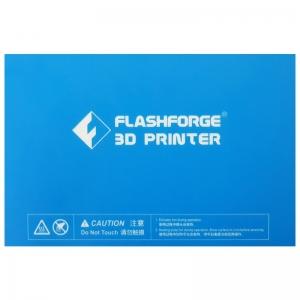Термоковрик Для 3D Печати FlashForge (232x154)