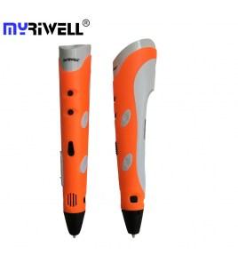 3D Ручка Myriwell RP-100A Оригинал Оранжевая (Orange)