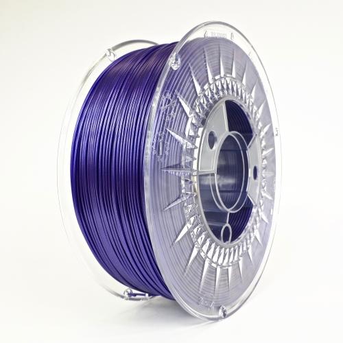 PLA 1.75 мм Фиолетовый GALAXY Пластик Для 3D Печати Devil Design (Польша)
