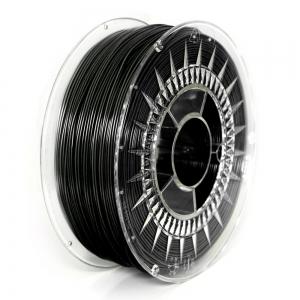 PLA 1.75 мм Чорний Пластик Для 3D Друку Devil Design (Польща)