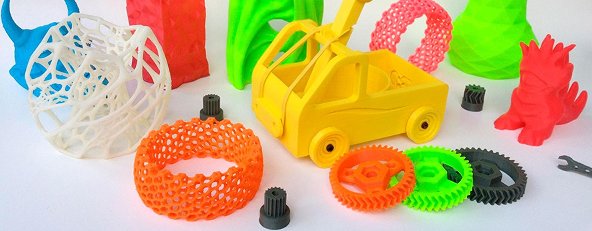 Как выбрать 3D принтер и технологию 3D печати