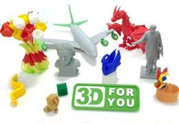 Что можно изготовить с помощью 3D-принтера?