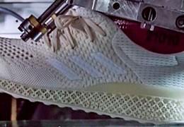 3D печать обуви на заказ компанией Adidas