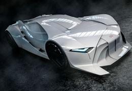 Первый 3D-печатный автомобиль в честь Дэвида Боуи