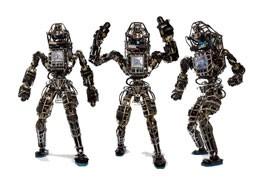 Google напечатал ноги для своего человекоподобного робота Атласа на 3D принтере