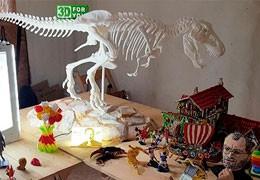 3D4U на Odesa Mini Maker Faire