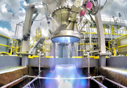 Отправить в космос 3D-печатные ракеты стремится молодой предприниматель